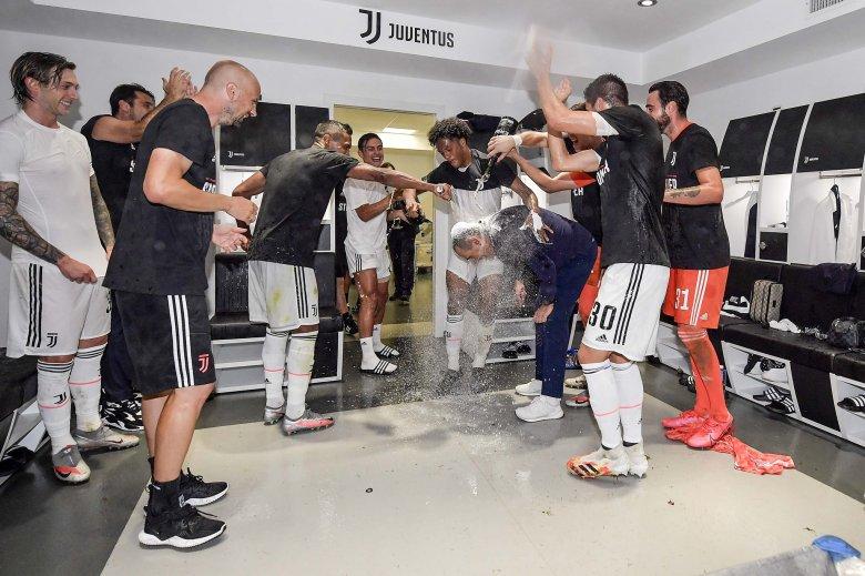 Megvan a Juventus kilencedik bajnoki címe sorozatban
