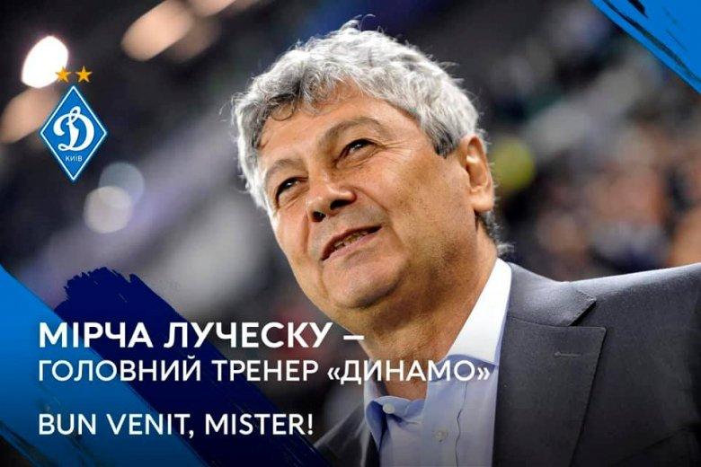 Mégsem lesz a Dinamo Kijev mestere Mircea Lucescu