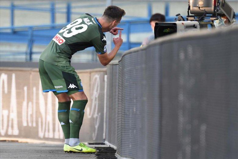 Serie A: folytatta jó sorozatát a Napoli