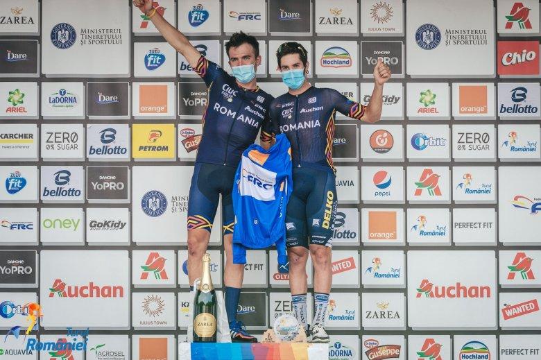 Véget ért a Román Kerékpáros Körverseny