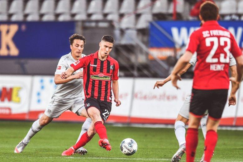 Bundesliga: élcsapatot vertek Sallaiék