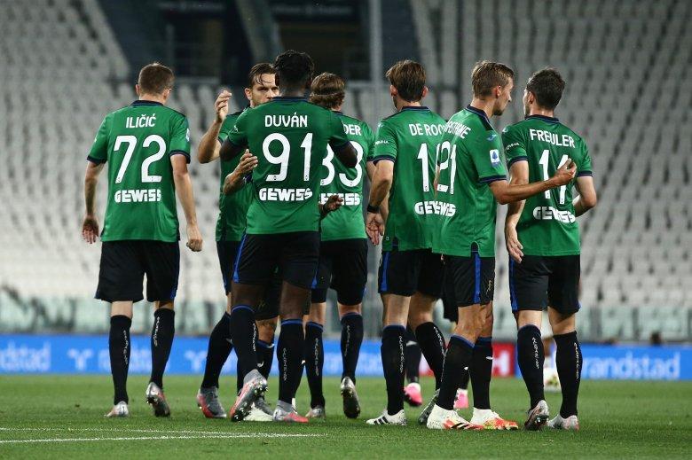 Serie A: nagy lehetőséget szalasztott el az Atalanta