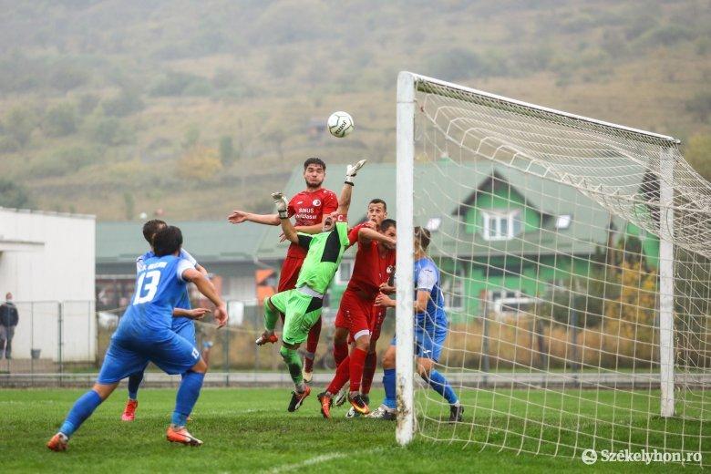 SZFC-győzelem a nagy gólok meccsén