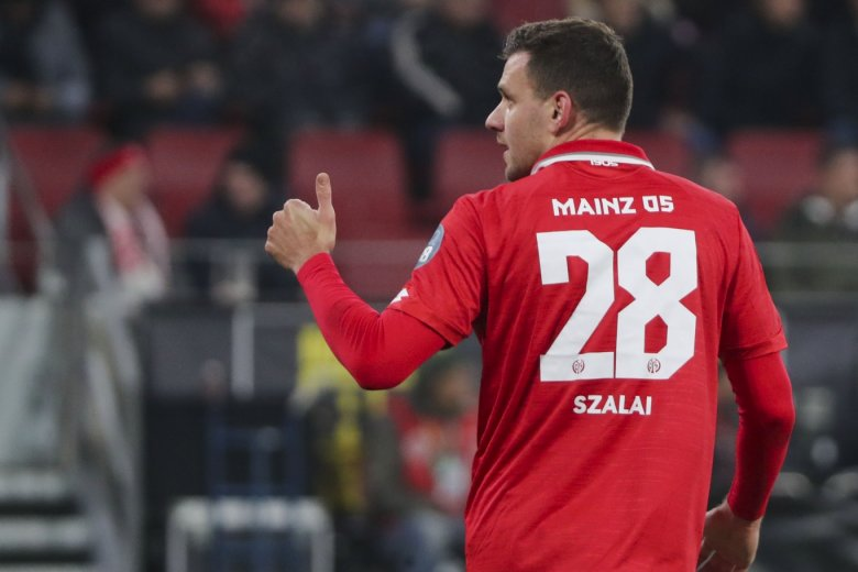 Bundesliga: Szalai Ádám volt csapata ellen játszhat