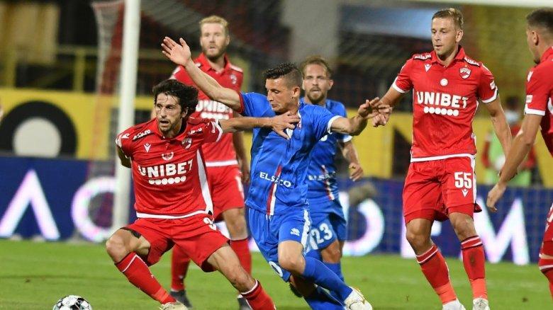 Félpályás góllal mentett pontot a Dinamo