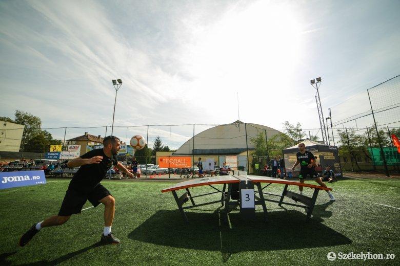 Libanonban versenyeznek a székely teqballosok