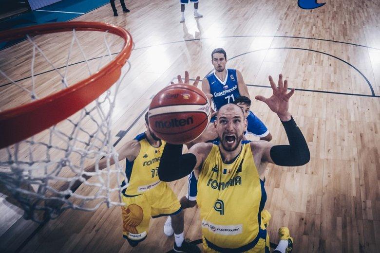 Hazaigazolt a legmagasabban jegyzett román kosárlabdázó