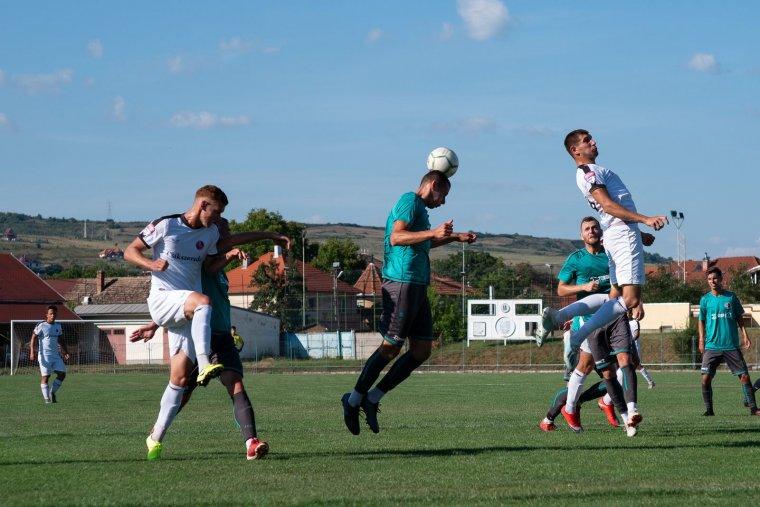 Legyőzte az SZFC az FK Csíkszeredát