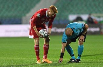Marco Rossi elismerte, szerencse is kellett a bolgárok legyőzéséhez