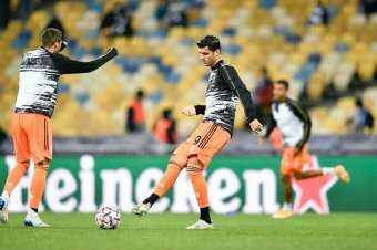 Juventus-csatár szerezte a BL-szezon első gólját – videó