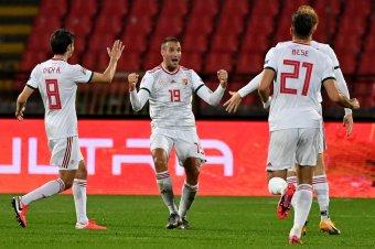 Újonc góljával gyűrték le a szerbeket