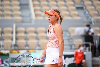 Roland Garros: Țig és Bara kiesett, már csak Halep van versenyben