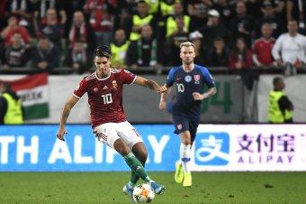 Szoboszlai mégis játszhat Izland ellen