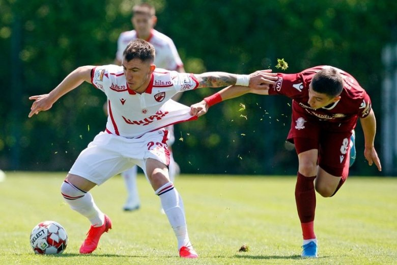 Felfüggesztették a Dinamo mérkőzéseit
