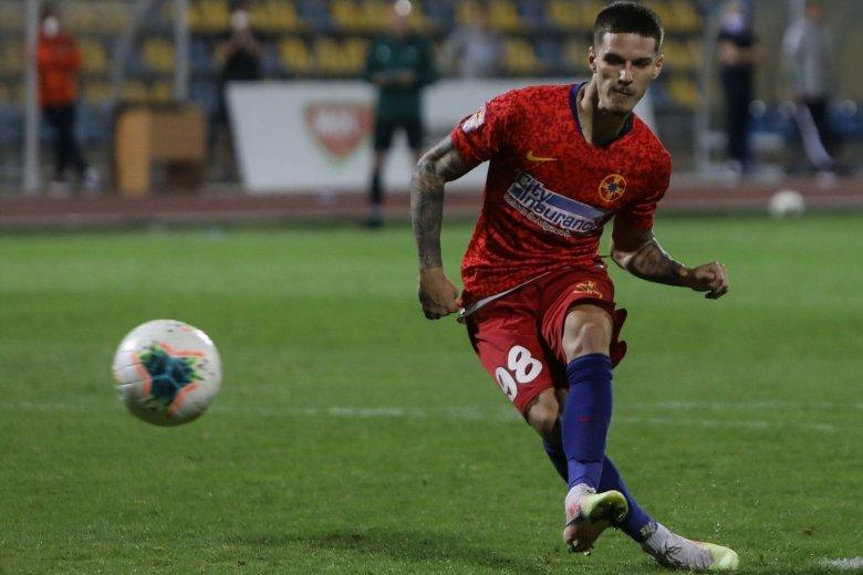 Újabb listavezető-váltás az 1. Ligában, az FCSB megverte Craiovát