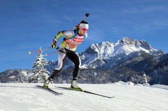 Márton Enikő ifjúsági bajnok lett sprint biatlonban