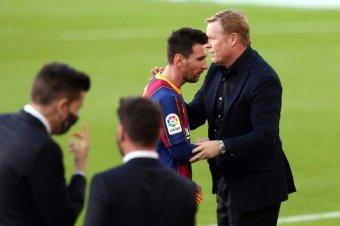 Per lehet Messi csúcsfizetésének kiszivárogtatásából