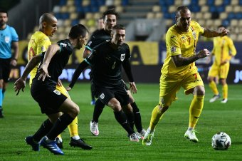 Meccsben volt, de ismét kikapott a román válogatott
