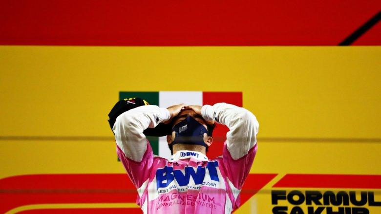Premier: először nyert F1-es futamot a mexikói pilóta