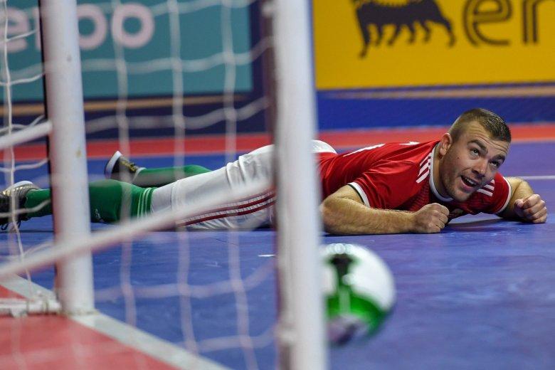 Futsal Eb-selejtező: sima magyar vereség Nur-Szultánban