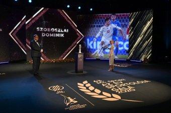 Először választottak labdarúgót az év magyar sportolójának