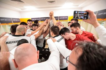 Nagy László szerint készen állnak a franciák elleni negyeddöntőre