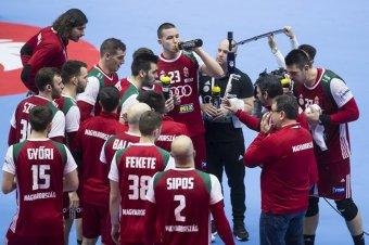 Vb-negyeddöntőbe vágyik a magyar férfi kézilabda-válogatott