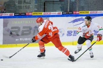 Visszavágott Lengyelországnak a magyar jégkorong-válogatott
