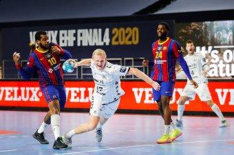 A Kiel lett a BL-győztes, negyedik a Veszprém