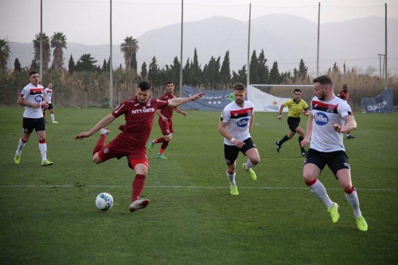 Megvan a Kolozsvári CFR első győzelme Spanyolországban