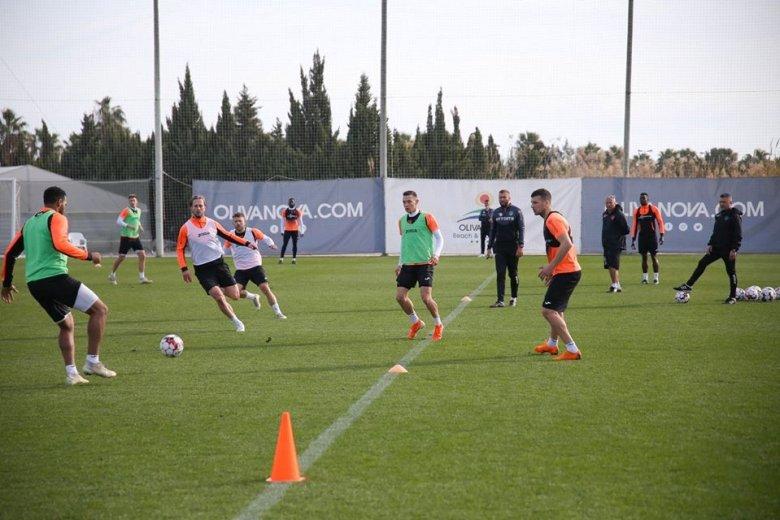 Elkezdték a játékosok tesztelését a Kolozsvári CFR-nél