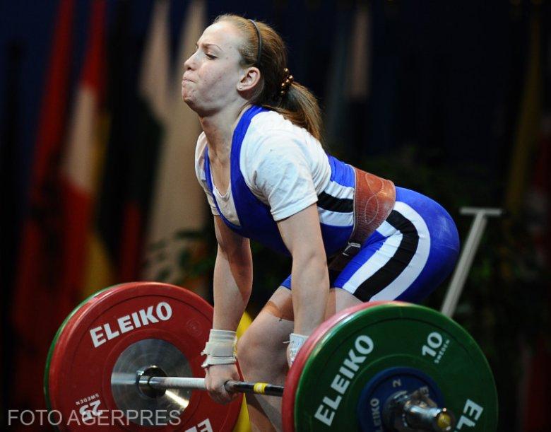 Doppingolásért nyolc évre tiltották el a román súlyemelő Európa-bajnokot
