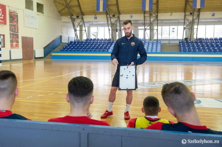 Elhagyta az FK Székelyudvarhelyt az edző-játékos