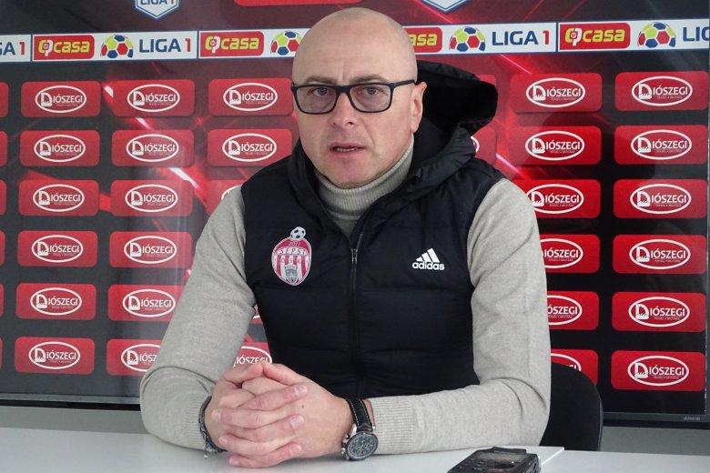 Sepsi OSK: jól jött a szünet, de újabb nehéz meccs van soron