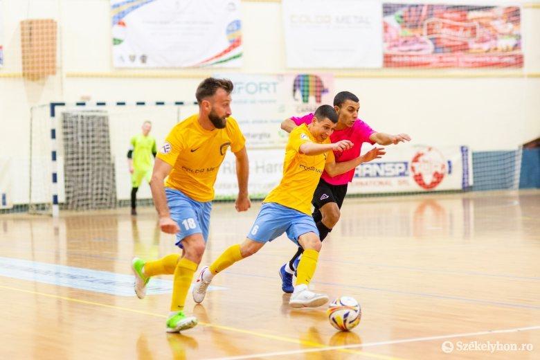 Sokáig szaladt az eredmény után az FK Udvarhely