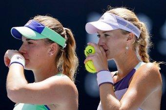 Wimbledonban újra összeáll a Babos-Mladenovic duó