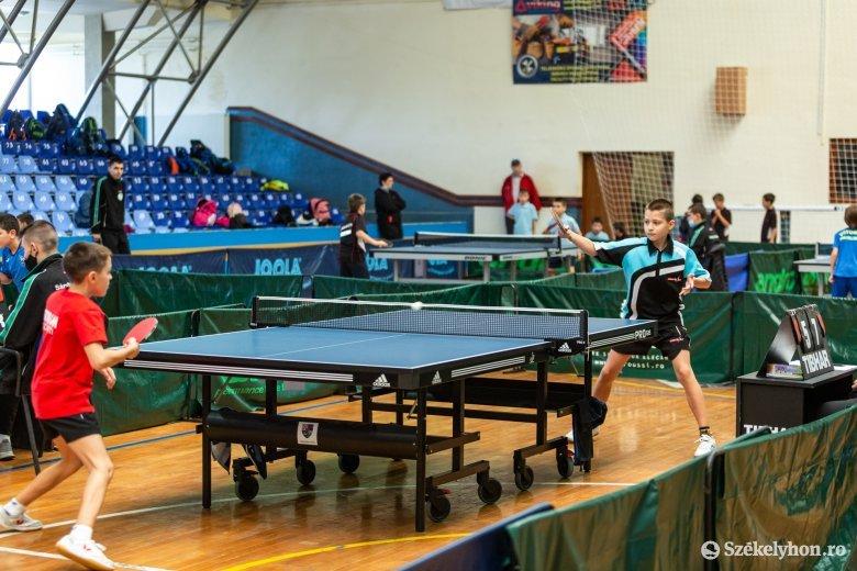 Várják a jelentkezőket a Hargita megyei asztalitenisz-bajnokságba
