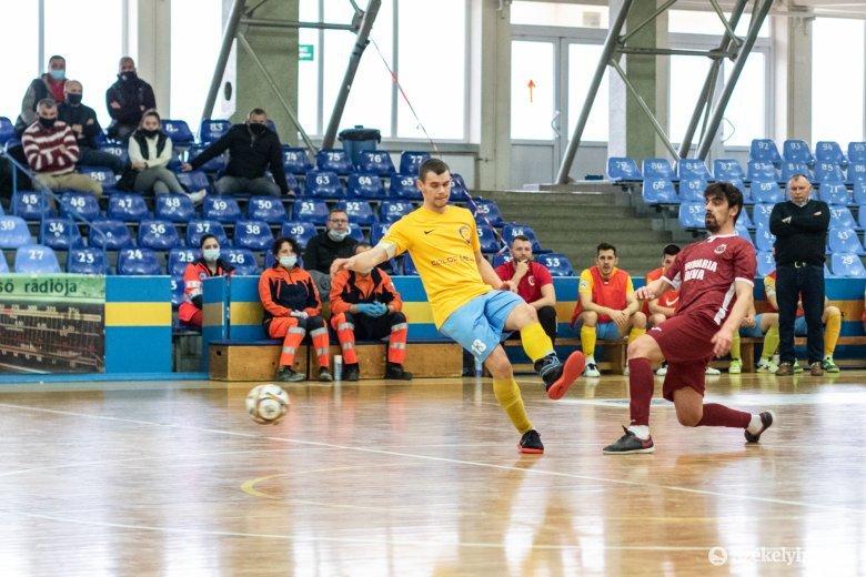 Kétgólos hátrányból állt fel, kupadöntős az FK Udvarhely