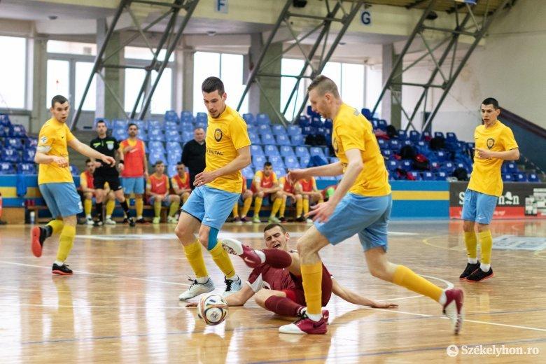 Kisdöntő ellenfél nélkül – bronzérmes az FK Székelyudvarhely