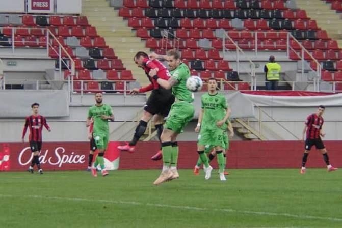 Öt vereség után pontot szerzett a Dinamo