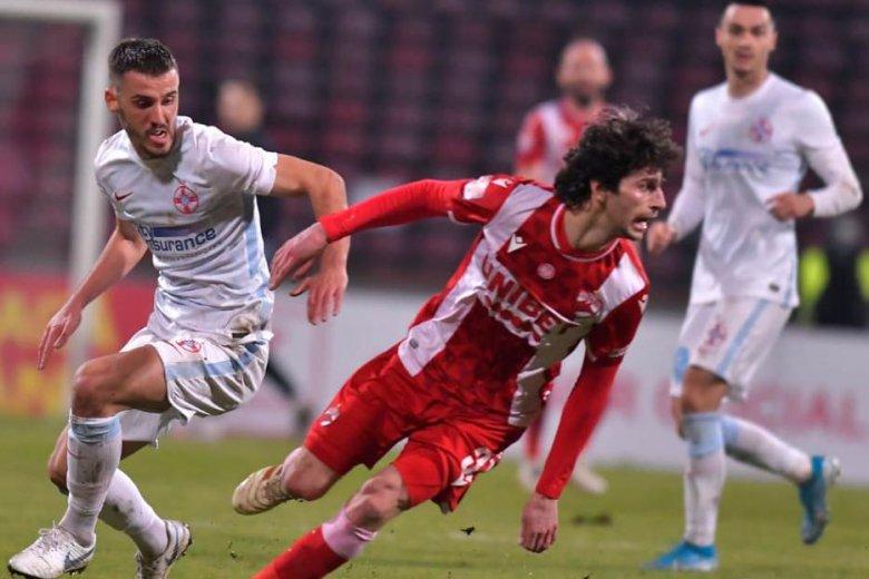 A kupában a Dinamo volt jobb, búcsúztatta a címvédő FCSB-t