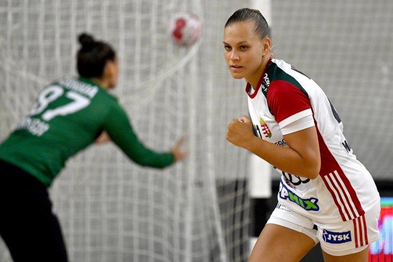 Ezúttal egy góllal volt jobb Brazíliánál a magyar női kézilabda-válogatott