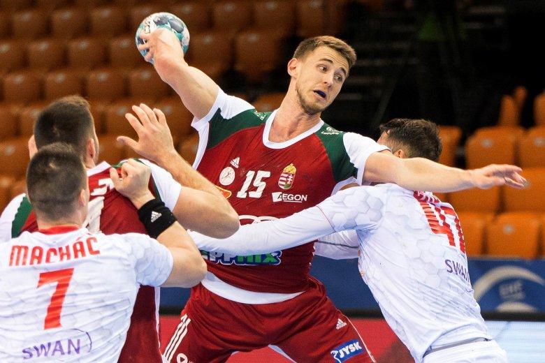 Férfi kézilabda Eurokupa: a magyarok hazai pályán is legyőzték a szlovákokat
