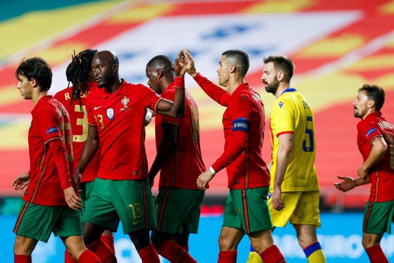 Euro 2020: acélos kerettel készülnek a címvédő portugálok