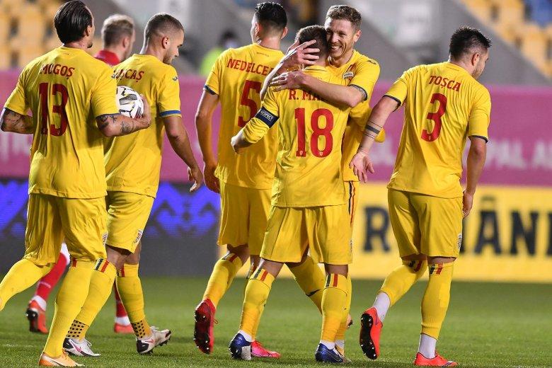 Az angolokkal kötött le meccset a román fociválogatott