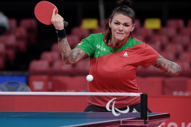 Paralimpia 2020: bronzérmes az asztaliteniszező Szvitacs Alexa
