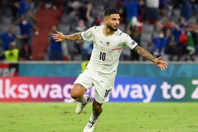 A belgákat kiejtve jutott elődöntőbe az olasz válogatott