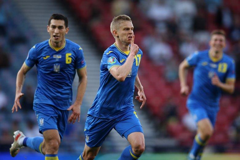 Dráma a javából: a 121. percben érkezett az ukránok győztes gólja