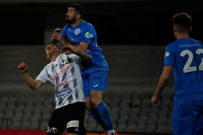 Hiába a villámgyors kolozsvári gól, a Gorj megyeiek jutottak a legjobb négy közé