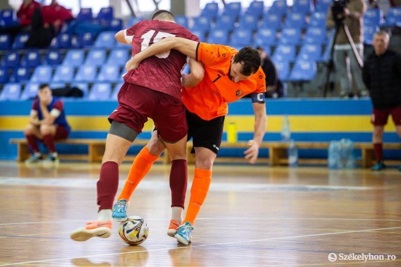 Indul a futsal 1. Liga rájátszása: Csíkban az aranyérem, Udvarhelyen a fejlődés a cél